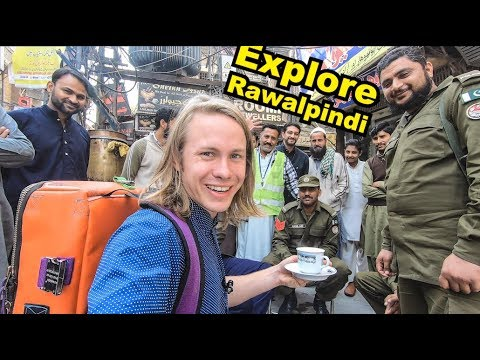 American Pindi Boy | Speaking Urdu with Strangers | A Reaction Video