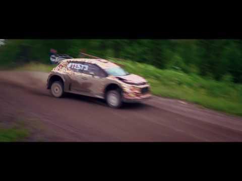 ¡Descubrí al nuevo Citroën C3 WRC!