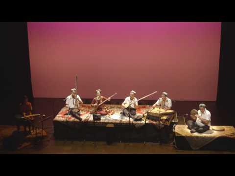 Borderlands at the Singapore International Festival of Arts