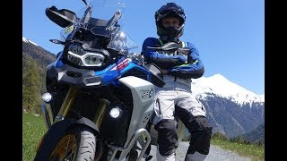 2019 BMW F850GSA - Real-Life Touring Review