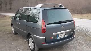 Peugeot 807 navteq 2.0 hdi