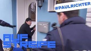 Komischer Einbruch: Wieso ist der Einbrecher so entspannt? |#PaulRichterTag | Auf Streife | SAT.1 TV