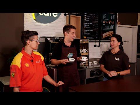 Shell Café – Kávé percek: Új kávékeverékeink