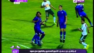 بالفيديو.. إبراهيم حسن لسمير عثمان: «مين إنت عشان تقول لحسام اخرس»