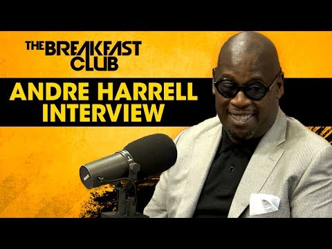 Andre Harrell Talks Uptown Records And The Revolt Music Conference