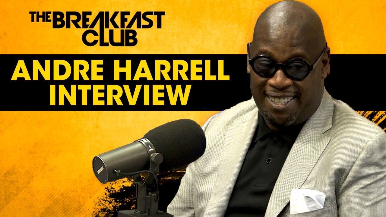 Image result for Andre Harrell Talks Uptown Records And The Revolt Music Conference