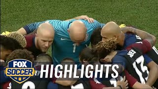 USA vs. Paraguay | 2016 Copa America Highlights