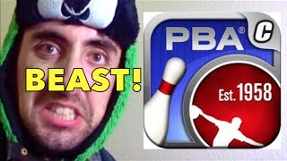 PBA Bowling Challenge! BOWLING BEAST!