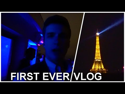 ROOFTOP PARTY IN PARIS! (Viva Technology Vlog #1)