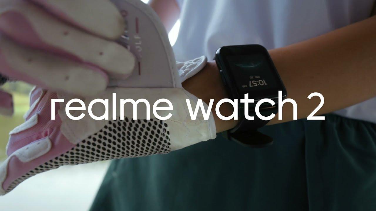 realme Watch 2 : Layar Lega dengan 90 Sports Modes!