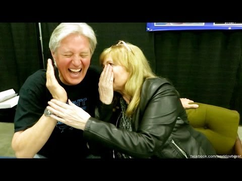 Bruce Boxleitner & Cindy Morgan Re: TRON Deleted Scenes + More!