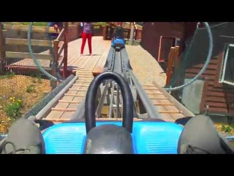 Gold Runner Alpine Mountain Coaster - Breckenridge, Colorado