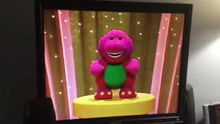 Barney & Friends Barney Kids Can You Song That Song Game Show Intro Barney Visits 1999
