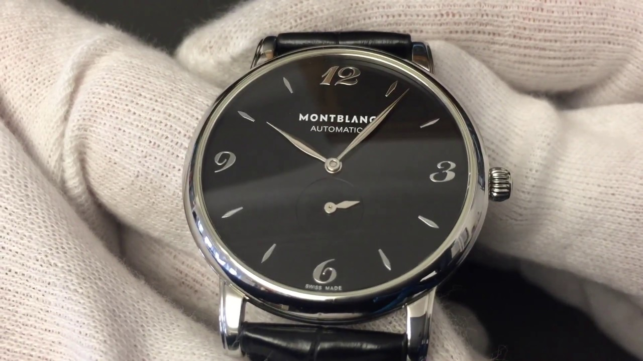 31debd6d282 Montblanc Star Classique   Automatic Watch   Ref. 7211   Automatik Uhr    Herrenuhr