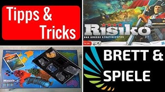 "Risiko: Standard 2010 - Brettspiel / Tipps & Tricks / Thema ""Kampf"" / Deutsch"