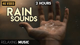 Rain Sounds with Relaxing Music | Calm Piano Music, Sleep Music, Meditation Music, Pregnancy Music