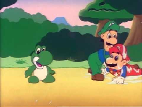 Super Mario World - 13 - Mama Luigi