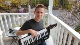 ALESIS VORTEX WIRELESS 2 KEYTAR!!