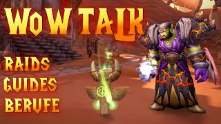 WoW Classic  2/5 | Raids - Guides - Gear - Berufe | Talk Deutsch thumbnail