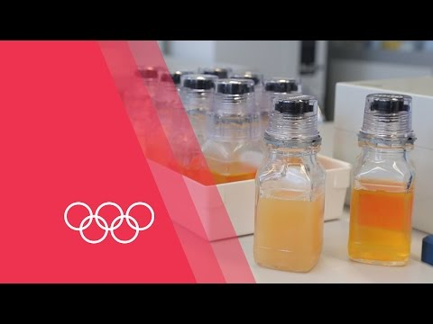 Inside The Anti-Doping Lab