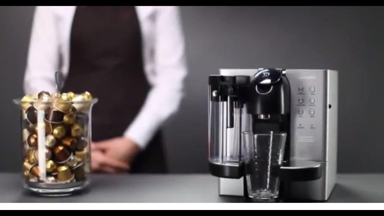 Кофе-машина Lattissima Premium Nespresso: очистка от накипи