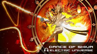 """Dance of Shiva"" -  Electric Universe (Vishnu Sahasranamam Mantra)"