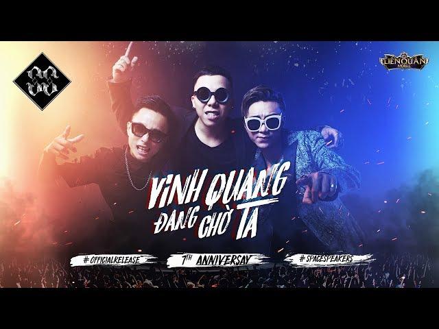 Vinh Quang Đang Chờ Ta - Touliver x Rhymastic x Soobin Hoàng Sơn   Official Music Video