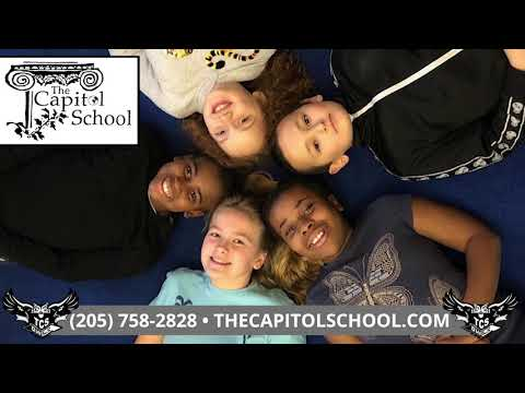 The Capitol School | Specialty Schools - Montessori in Tuscaloosa