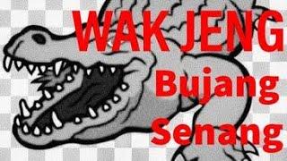 Download Bujang Senang Wings - Wak Jeng Buat kejutan lagu rock jadi joget (cover)