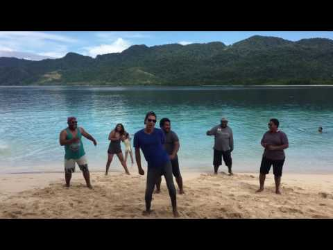 "Aster Dance wif ""burung cuit"" at UM Island, west Papua"