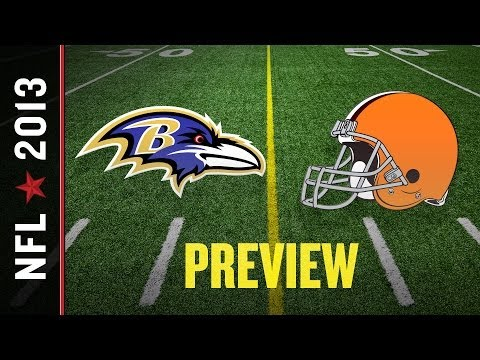 Ravens vs. Browns 2013, NFL Week 9 game preview: Jason Campbell leads Cleveland against Baltimore