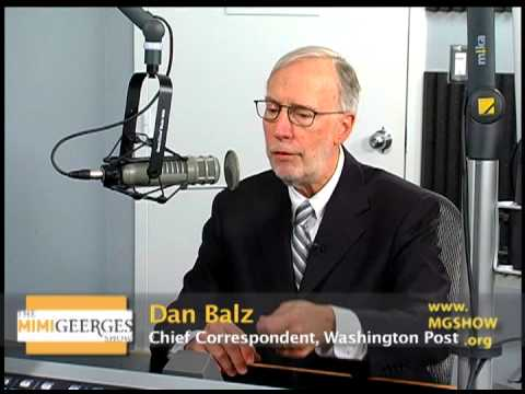 Dan Balz on 2012 Presidential Election with Mimi Geerges