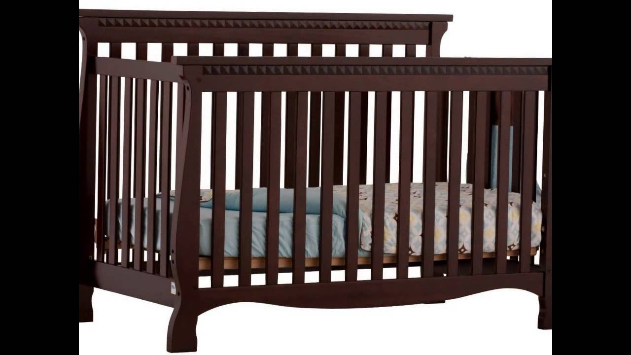 Stork Craft Venetian Fixed Side Convertible Crib