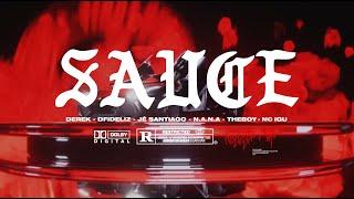 Baixar Recayd Mob - SAUCE (feat. Derek, Dfideliz, Jé Santiago, N.A.N.A., The Boy e Mc Igu)