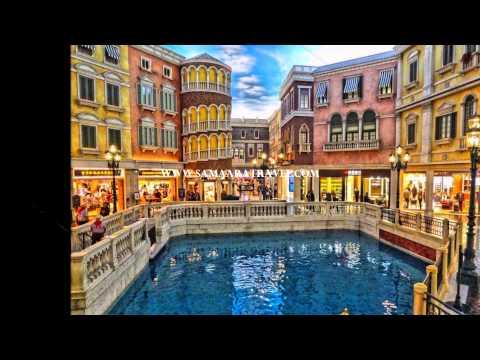 The Venetian Macao Video upload by Samaara Travel