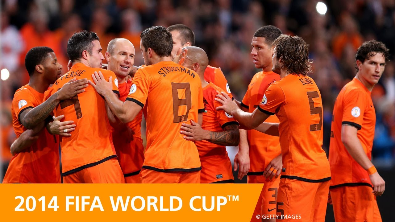 World Cup Team Profile Netherlands Youtube