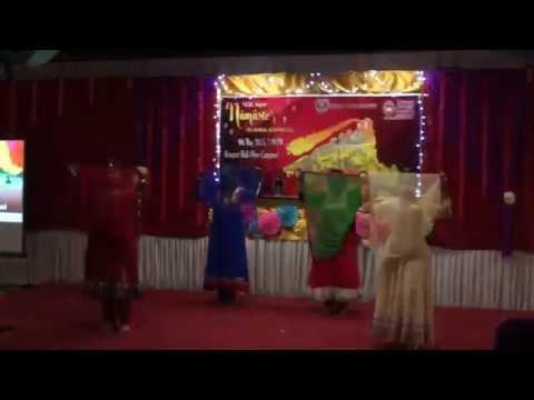 TESL Night Bollywood Dance