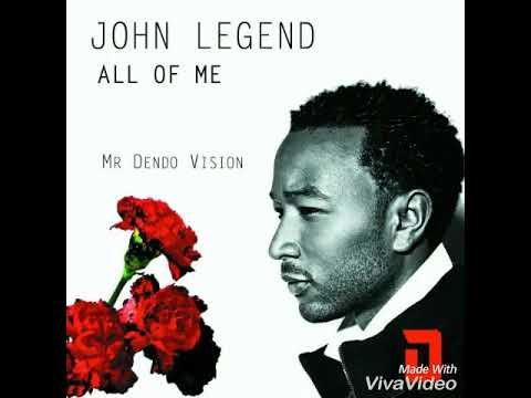 Lirik lagu All of me - John Legend (cover)