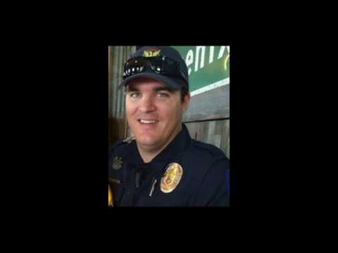 In memoriam of Phoenix Police Officer David Glasser, End of Watch: May 19, 2016