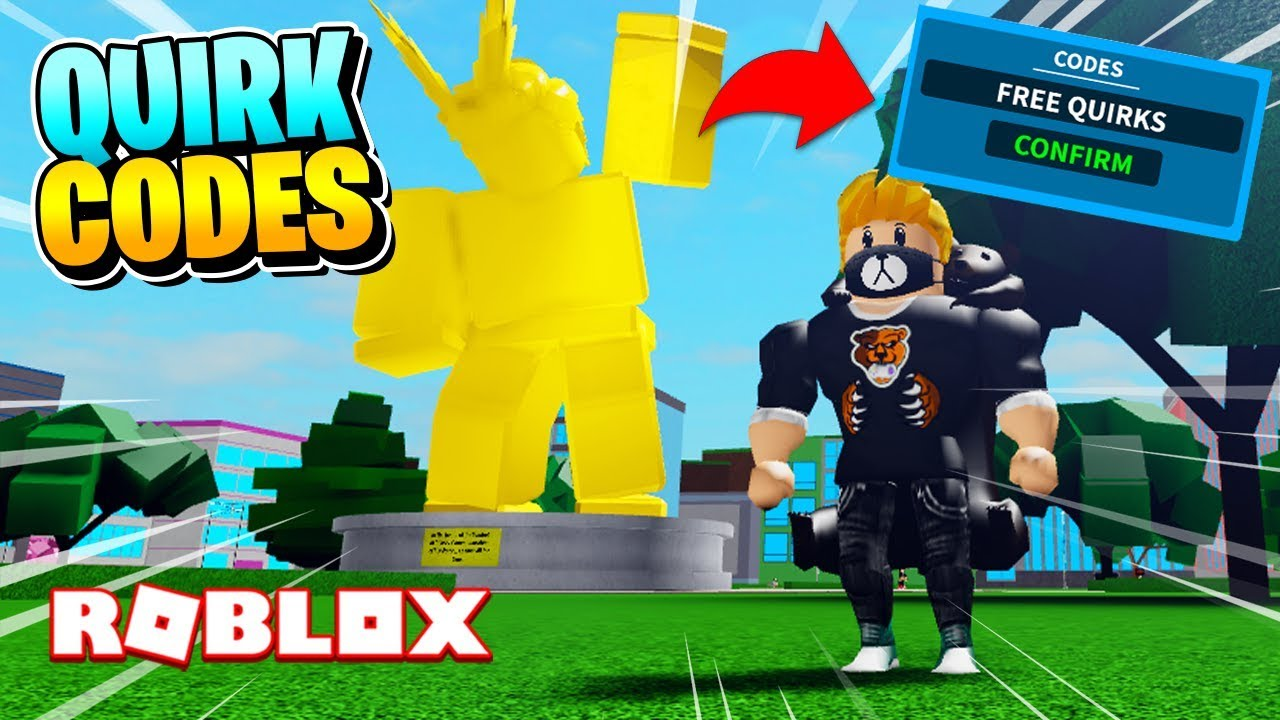 BOKU NO ROBLOX REMASTERED: ALL CODES & INSANE RARE QUIRKS ...