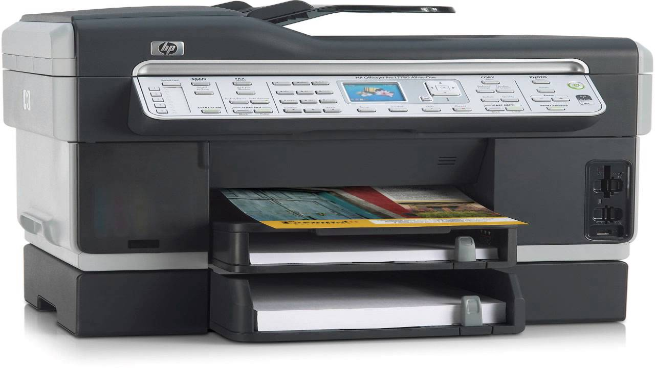 hp officejet pro l7780 manual youtube rh youtube com hp officejet pro l7580 user manual hp officejet l7590 manual