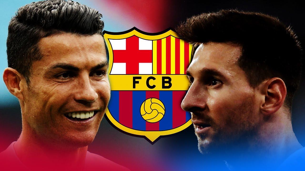 Barcelona want to sign CRISTIANO RONALDO?!