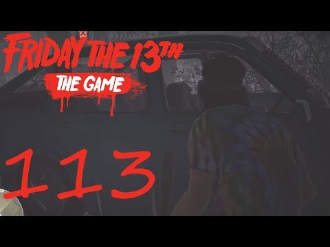 [113] Mitch Is Super Sneaky! (Friday The 13th The Game)