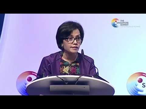 Distinguished Guest Speaker Address by Dr Sri Mulyani Indrawati