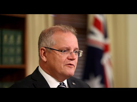 Morrison announces $2m fund to develop coronavirus vaccine
