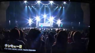 2011.5.22に名古屋で行われた東日本大震災復興チャリティーライブのラス...