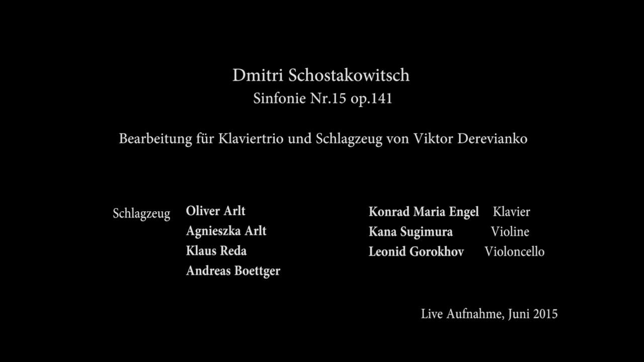 Schostakowitsch 15 Sinfonie