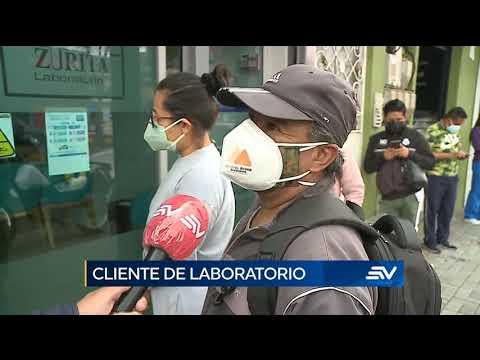 Quito se queda sin pruebas para detectar COVID-19
