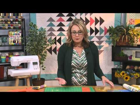 My First Quilt - Episode 4 - How to Cut Fabrics for Quilts
