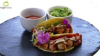 Receta de Taco mexicano
